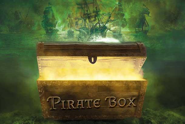 """Vorschaubild """"Pirate Box"""""""